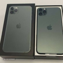 Apple iPhone 11 Pro 64GB = €500,iPhone 11 Pro Max 64GB = €530 ,iPhone XS 64GB = €350 , iPhone XS Max 64GB = €370 ,  Whatsapp Chat : +27837724253